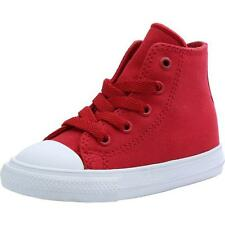 Converse Chuck Taylor All Star II Infant Salsa Red Textile Trainers