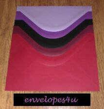 High Quality Coloured C5 (162x229) Envelopes for A5 Cards 100gsm Wedding Invites