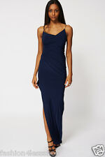BNWT EVENING PARTY COCKTAIL SUMMER CELEBRITY OFFICE MAXI DRESS SIZE 6 8 10 12