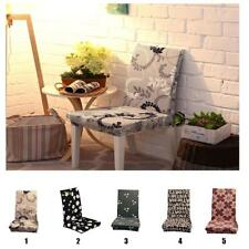 Universal Stretch Dining Room Chair Cover Slipcover Stool Washable Protector