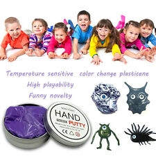Change Color Plasticine Silly Putty Creative Decompression Toy for Kids Adults G