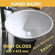 New Round Bathroom Vessel Sink Basin Bowl Above Counter