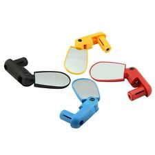 Bike Bicycle Cycling Handlebar 180¡ãRotate Flexible Rear view Rearview Mirror !S