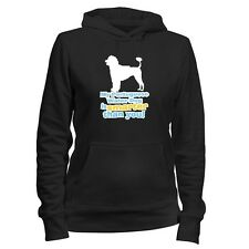 MY Portuguese Water Dog IS SMARTER THAN YOU ! Women Hoodie