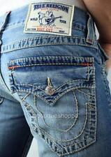 TRUE RELIGION Men's BIG T Jeans BOOTCUT Flap Pockets DISCOVERY PATH NWT