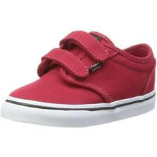 Vans Atwood V Infant Red Textile Trainers