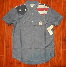 Denim & Supply Ralph Lauren Men's Americana Western Shirt