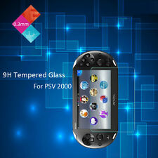9H Tempered Glass LCD Protective Film HD Protector for Sony PS Vita PSV 2000 Lot