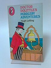 Doctor Dolittles Puddleby Adventures (Puffin Books), Lofting, Hugh, Used; Good B