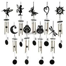 Antique Metal Tube Bell Wind Chime Decorative Home Hanging Charm 9 Types
