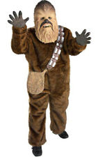 LICENSED DELUXE CHEWBACCA STAR WARS BOYS CHILD FANCY DRESS HALLOWEEN COSTUME