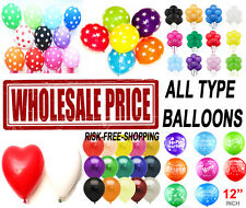 WHOLESALE Balloons Transparent Baloons Wedding Birthday balons Party Decoration