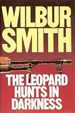 The Leopard Hunts in Darkness, Smith, Wilbur, Used; Acceptable Book