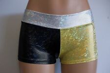 GIRLS/TODDLERS NFL PITTSBURGH STEELERS BOOTY SHORTS-TEAM SPORTS-FOOTBALL-CHEER