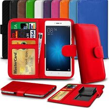 """For Samsung Galaxy S7 Exynos (5.1"""") - Clamp Style Leather Wallet Case Cover"""