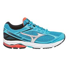 Mizuno Wave Equate WOMEN'S RUNNING SHOES,BLUE/SILVER*JP Brand-Size US 8,8.5 Or 9