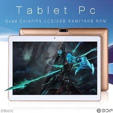 10 inch Original 3G Phone 2GB+16GB Android 4.4 Quad Core CE Brand WiFi Tablet PC
