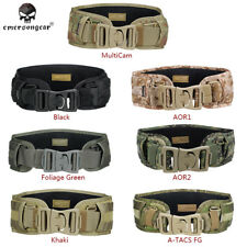 EMERSON LBT1647B Style Molle Belt Airsoft Military Tactical Duty Carrier EM9012