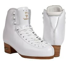 Risport RF 3 senior Figure Skates white BOOT ONLY - 260 - Free Postage