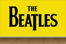 The Beatles logo Vinyl Wall Art Sticker Decal bedroom living room car van