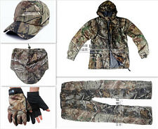 New Waterproof Camouflage Clothes Sniper Tactical Ghillie Suit F Hunting Fishing