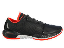 NEW MENS UNDER ARMOUR SPEEDFORM AMP TRAINER RUNNING SHOES TRAINERS BLACK / PHOEN