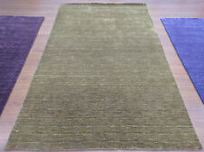 Indian Handmade Hand Woven Thick Dense Wool Carpet Area Rug Rugs Teppich Kaleen