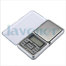 Weight Jewelry kitchen Scales Balance Mini Electronic Digital Pocket Gram