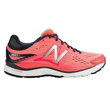 New Balance 880v6 WOMEN'S RUNNING SHOES, PINK/BLACK - Size US 7.5, 8 Or 8.5