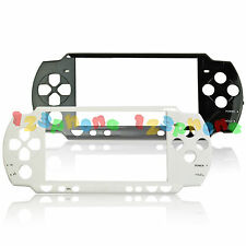 OUTER LENS + FRONT FACEPLATE FRAME SHELL CASE HOUSING FOR SONY PSP 2000