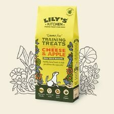 Lilys Kitchen Dog Treats, Training, Rise & Shines, Bedtime Biscuits 3x100g