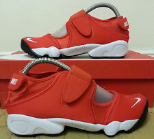 BNIB Nike Air Rift MTR Red White Black LE UK 7 8 EU 41 42.5 Neoprene DEADSTOCK