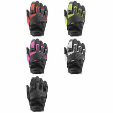 Speed & Strength Womens Backlash Leather & Mesh Motorcycle Gloves - Size & Color