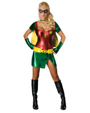 Adult's Womens Deluxe Sexy Batman Robin Costume