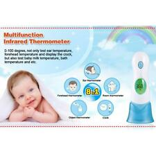 Professional Baby-Adult Digital Forehead Ear Thermometer Infrared Baby Care