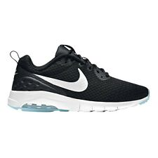 Nike Air Max Motion Low MEN'S CASUAL SHOES, BLACK/WHITE - Size US 7, 8, 9 Or 10