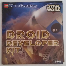 Lego MindStorms: Star Wars Droid Developer Kit CD-ROM PC CD build movie robots!