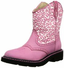 Roper Chunk Leopard Glitter - K Western Boot- Choose SZ/Color.