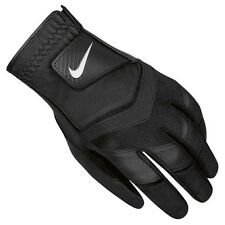 Nike DuraFeel-VIII MENS GOLF GLOVE,BLACK/CHARCOAL-Medium(LH) Or Medium/Large(LH)