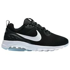 Nike Air Max Motion WOMEN'S CASUAL SHOES, BLACK/WHITE*USA Brand- Size US 9 Or 10