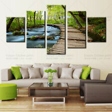 Huge Modern Abstract Art Oil Painting On Canvas Home Decor Picture-Landscape
