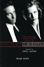 The Official Third Season Guide to Trust No One : The X Files, Lowry, Brian, Use