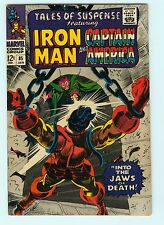 Tales of Suspense 85 7.0 FN/VF Iron Man Captain America Marvel Comics Rare
