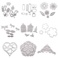 Metal Cutting Dies Stencil DIY for Scrapbooking Embossing Album Paper Decoration