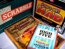 COLLECT FAMILY BOARD GAMES 1960/90 click on SELECT to browse or order