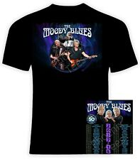 Moody Blues T-Shirt, 50th Anniversary Tour Days of Future Passed 2017