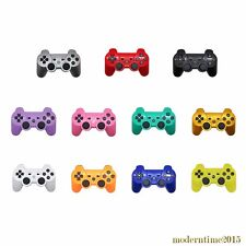 Bluetooth 3.0 Gamepad Wireless Controller Joystick for SONY PS3 DualShock Colors
