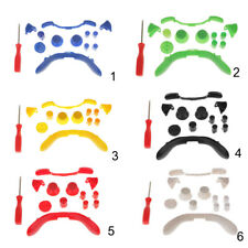 ABXY Dpad Triggers Full Buttons Set Controller Mod for for Xbox 360