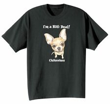 Dog Breed Chihuahua T-Shirt Sweatshirt or Hoodie