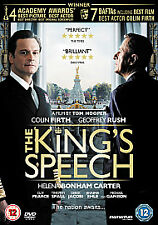The King's Speech (DVD), Derek Jacobi, Timothy Spall, Michael Gambon
